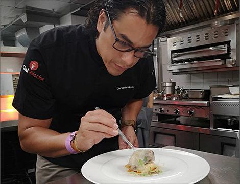 Chef Carlos Gaytan, Ha