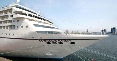 Regent's Seven Seas Mariner.