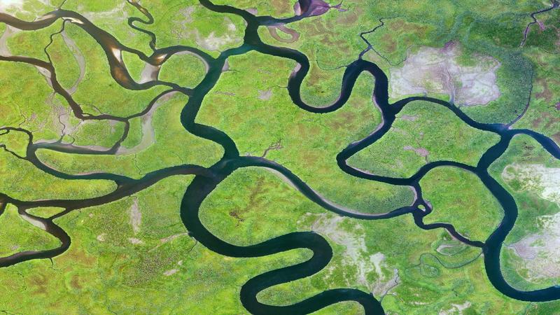 The Bissagos Islands, one part of Hurtigurten's African West Coast itinerary