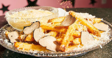 Serendipity3's record-breaking truffle fries