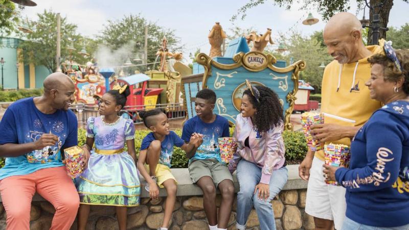 New Disney World Anniversary Merch